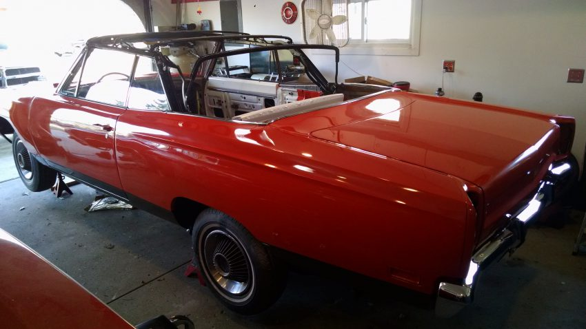 1970,1969 GTX Plymouth Convertible – Introduction to my Muscle Car Re-Creation Dream Team!